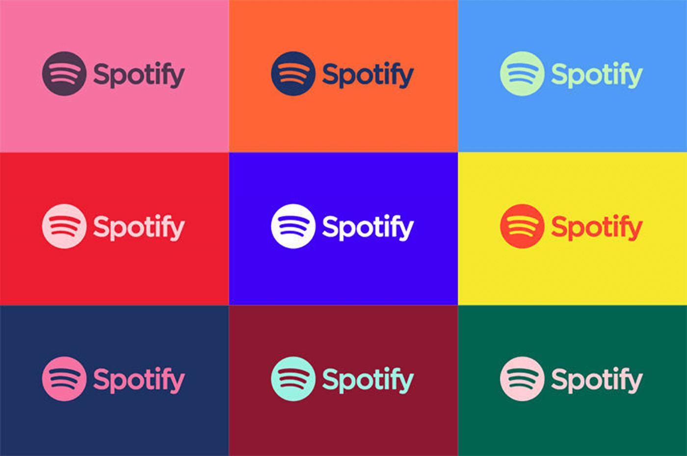 rebranding logo spotify