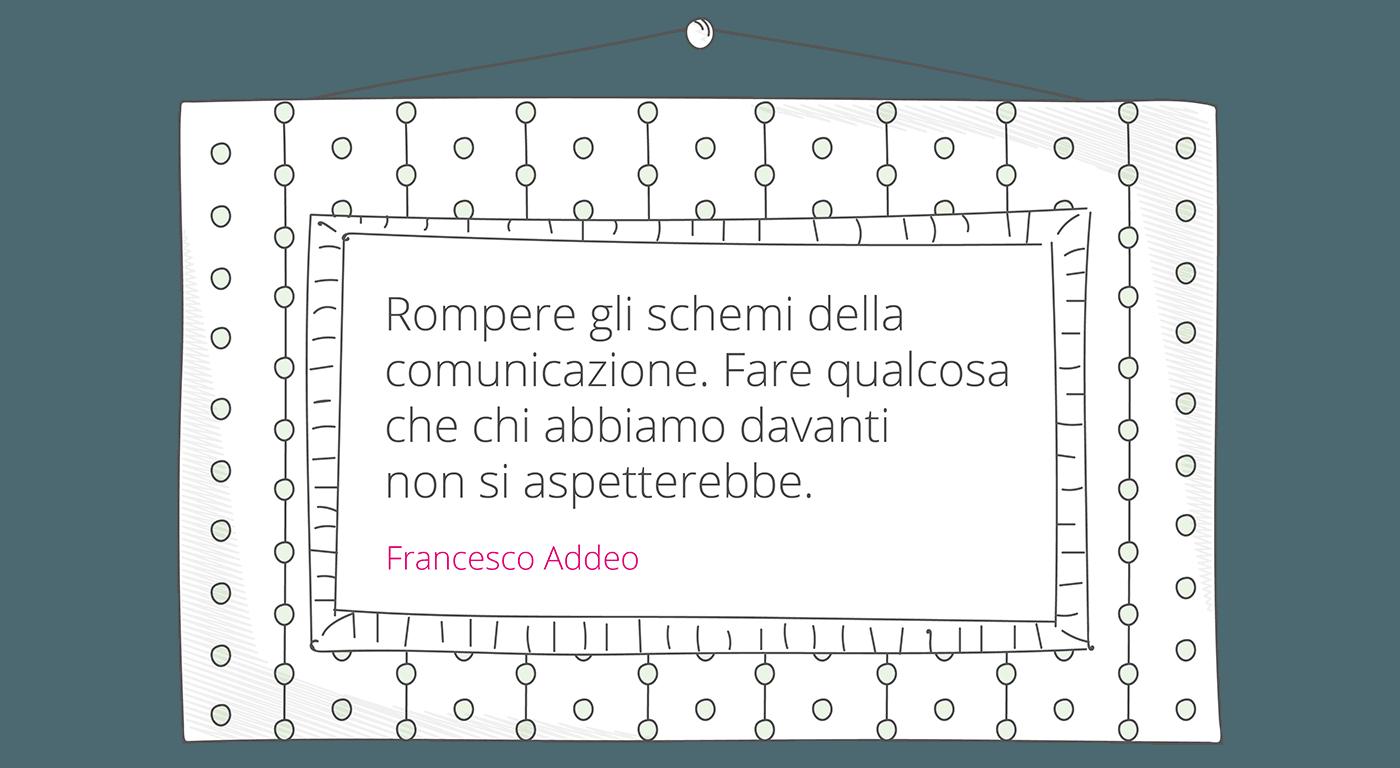 Francesco Addeo magia e comunicazione