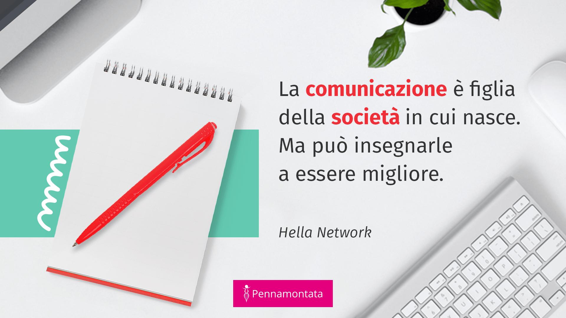Citazione Hella Network