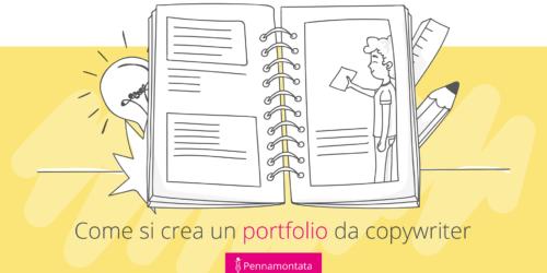Metti mano al tuo portfolio da copywriter. [Guida pratica]