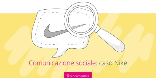 Comunicazione sociale: case history di Nike