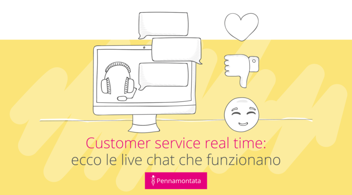 Customer service real time: ecco le live chat che funzionano