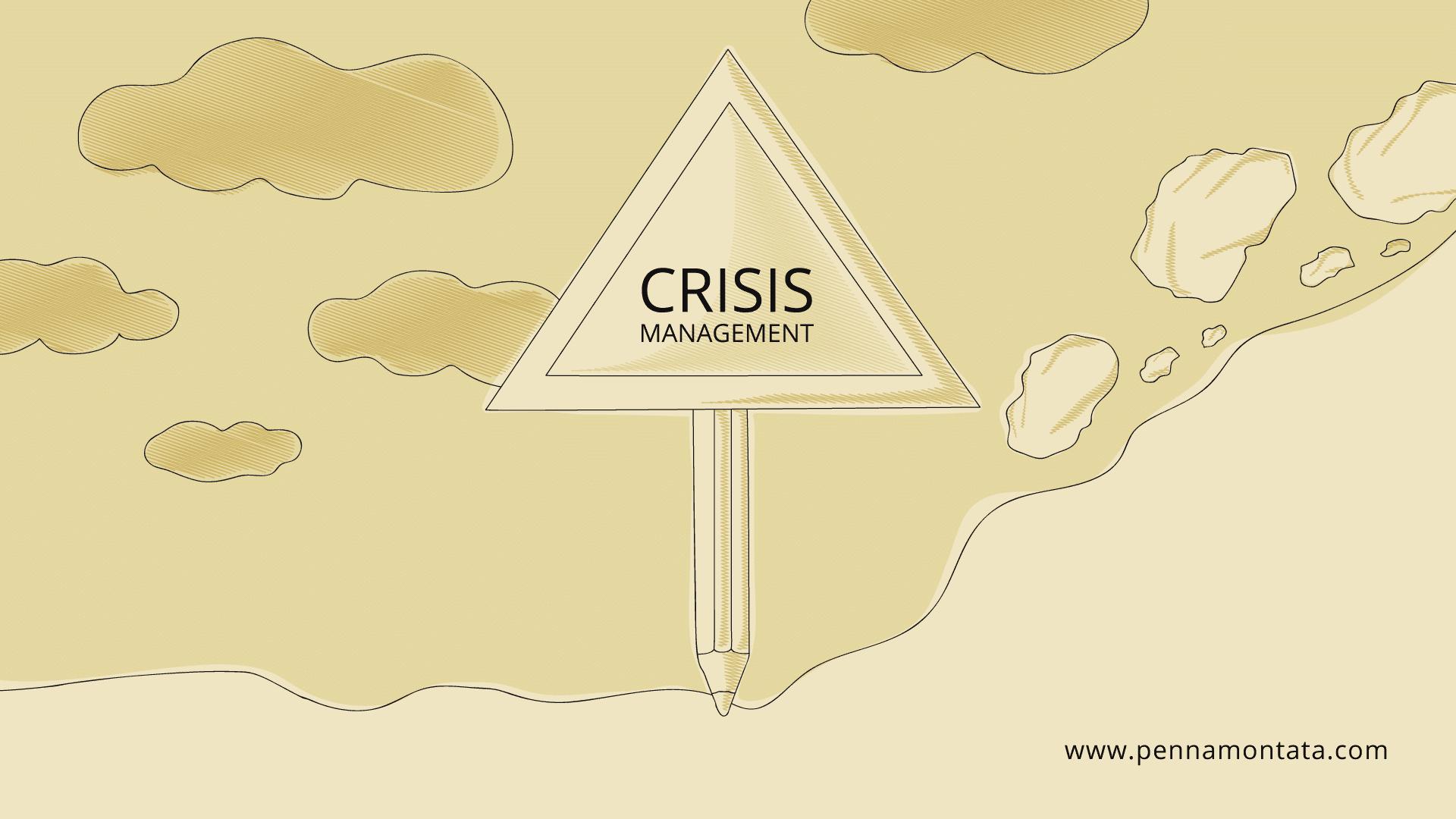 crisis management e copywriting