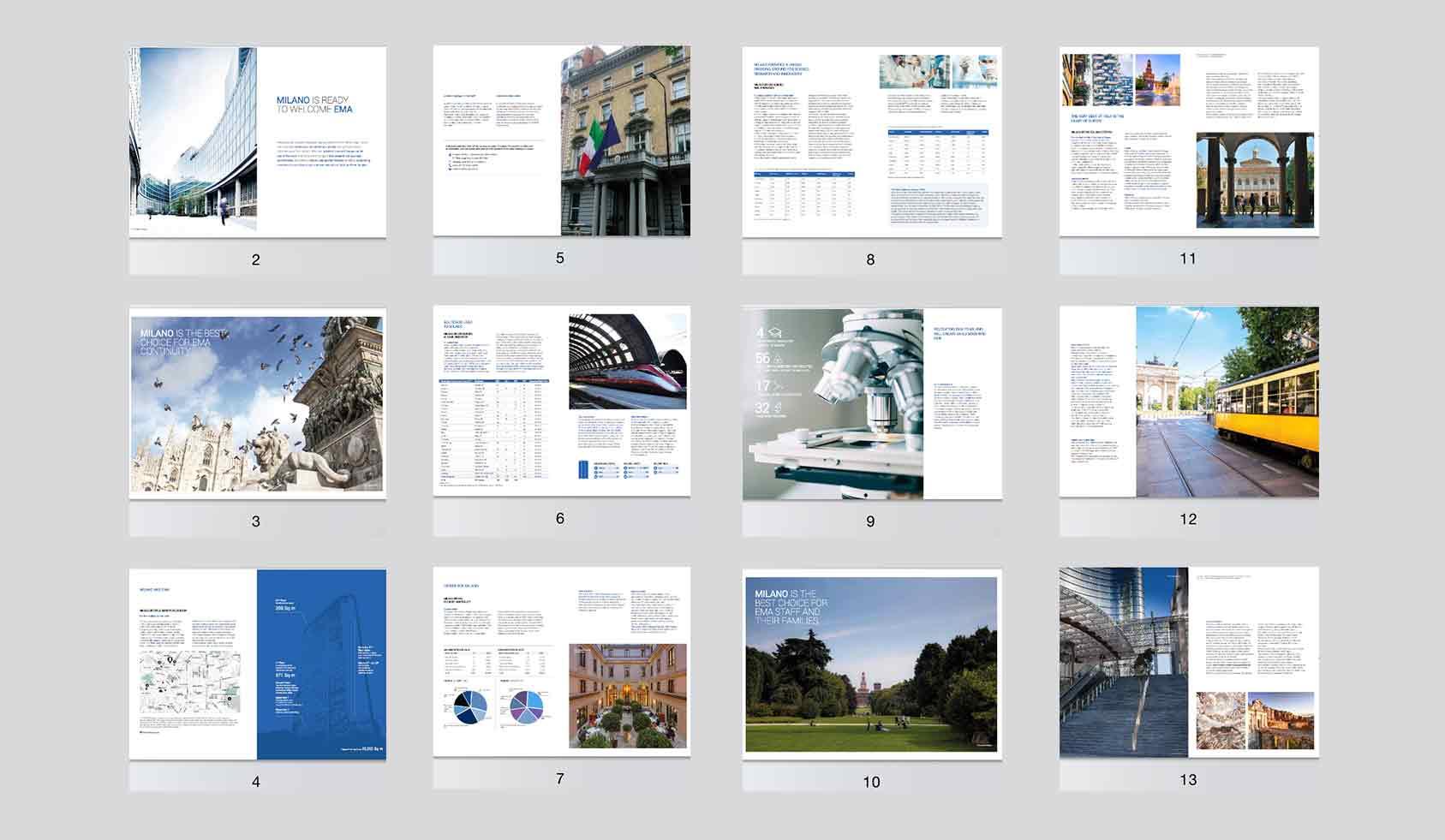 EMA presentazione design