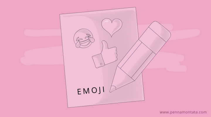 ♫ Emoji, emoji, emoji nei testi web (perdonaci, Mina!)