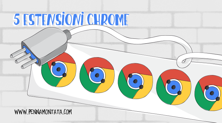 Estensioni chrome per copywriter e social media manager