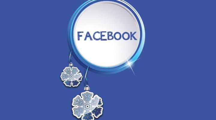 Natale sui social: come infiocchettare la tua pagina Facebook