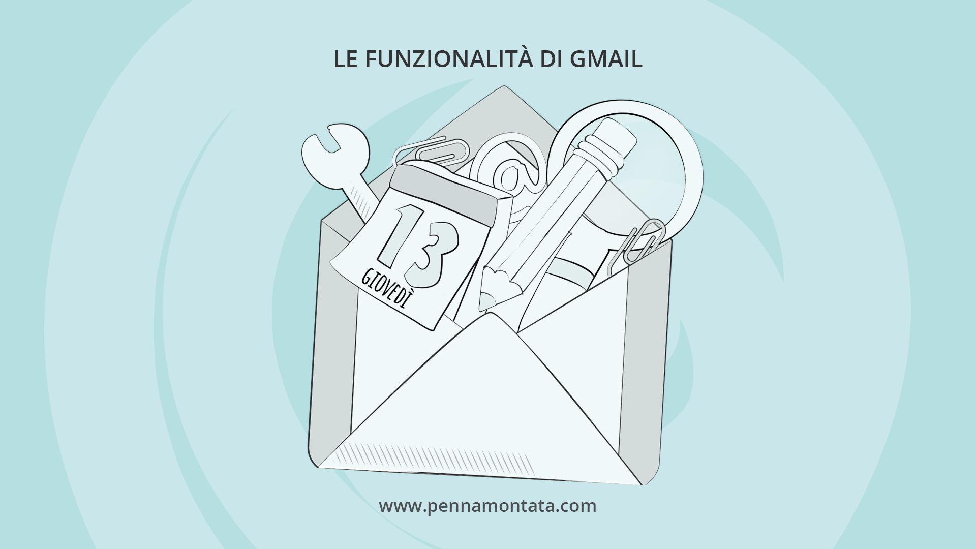 Funzionalità di Gmail