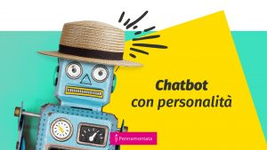 Chatbot copywriting