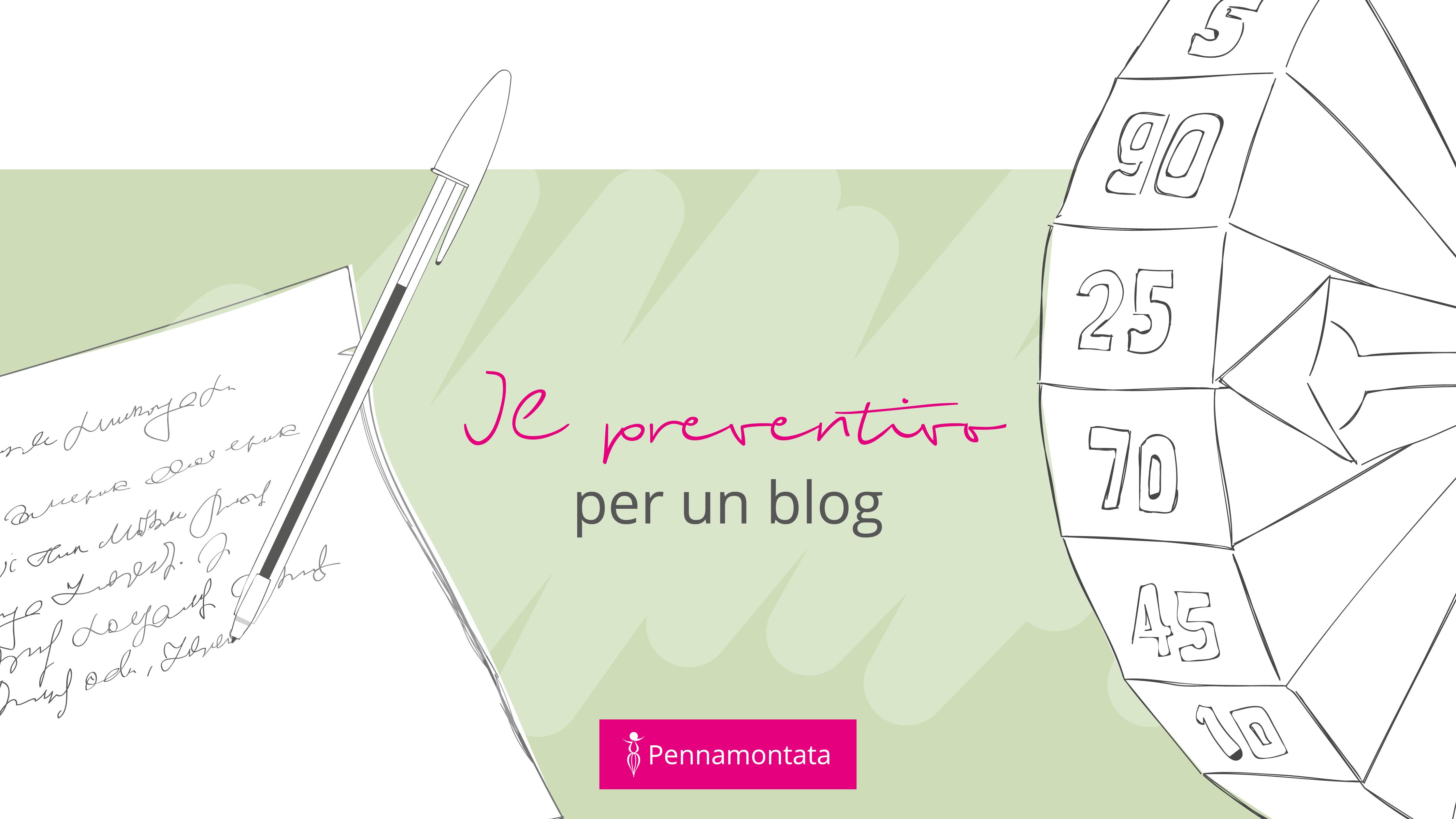 Preventivo blog
