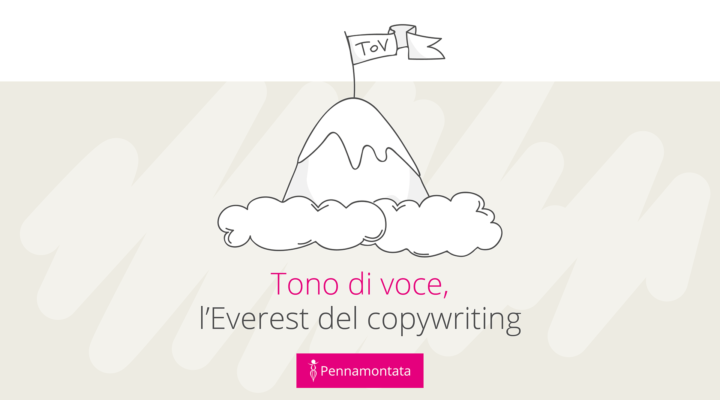 Tono di voce copywriting