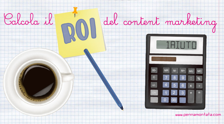 calcolare il ROI del content marketing