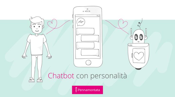 Come creare un chatbot con personalità (ed evitare l'ennesimo sadbot)