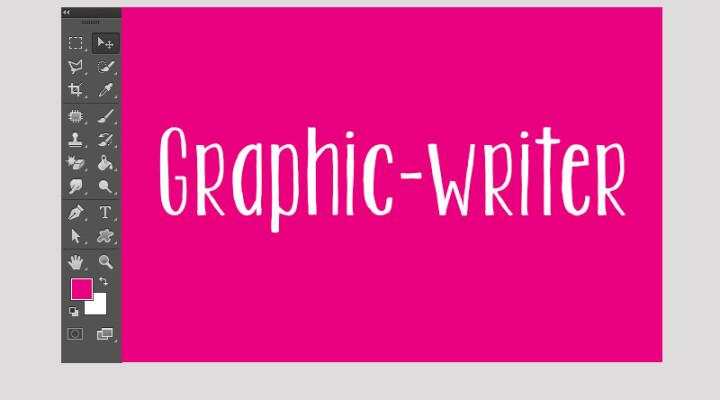 Copywriter, diventa un po' (anche) graphic designer