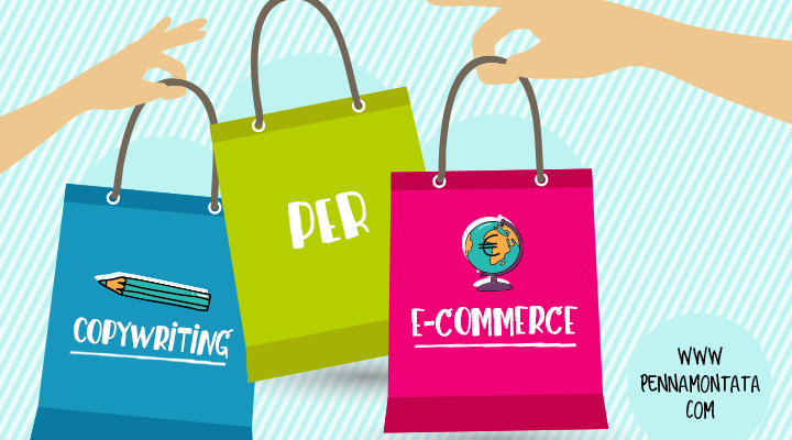 copywriting per e-commerce