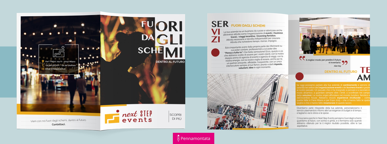 esempio di brochure aziendale