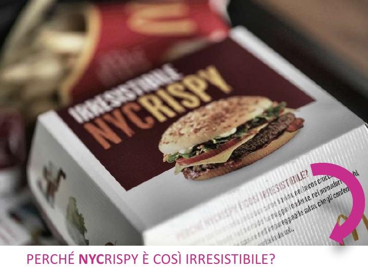 Domanda McDonalds