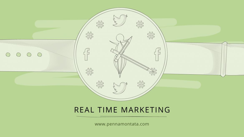 6 casi di real time marketing