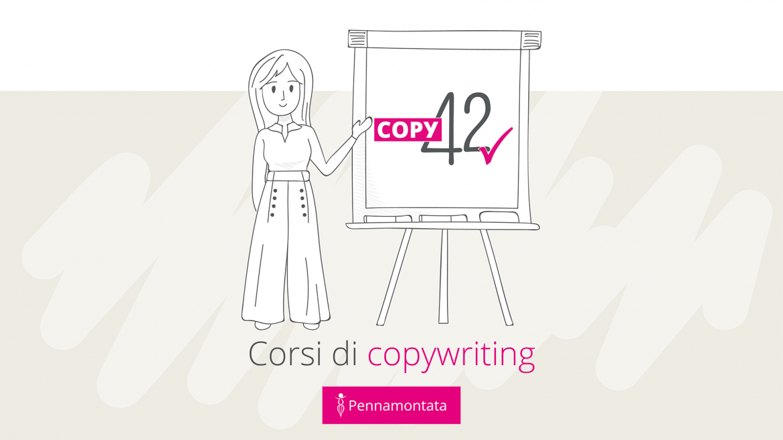 Copy42 - Corsi copywriting
