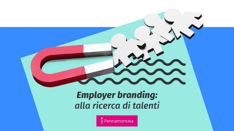 Employer branding: alla ricerca di talenti
