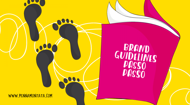 Brand guidelines passo passo