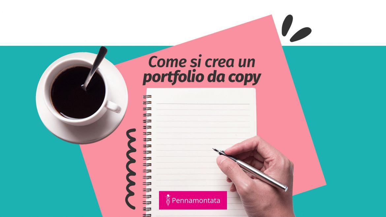 Come si crea un portfolio da copywriter