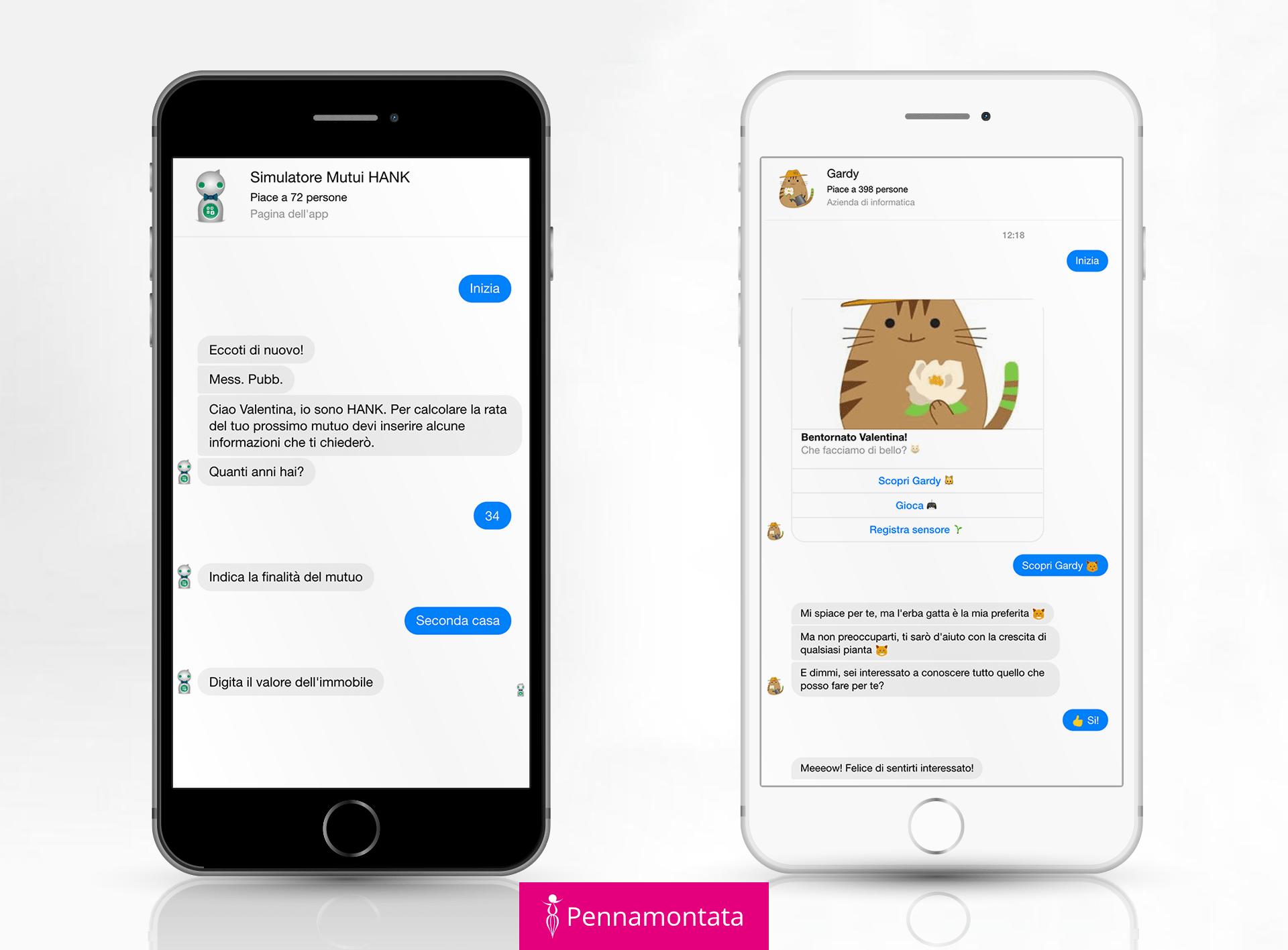 esempi tono di voce chatbot 3