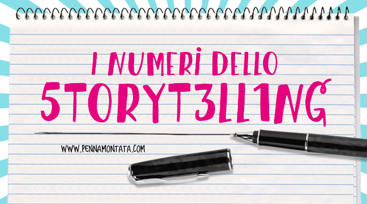 i numeri dello storytelling