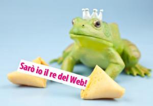 il re del web