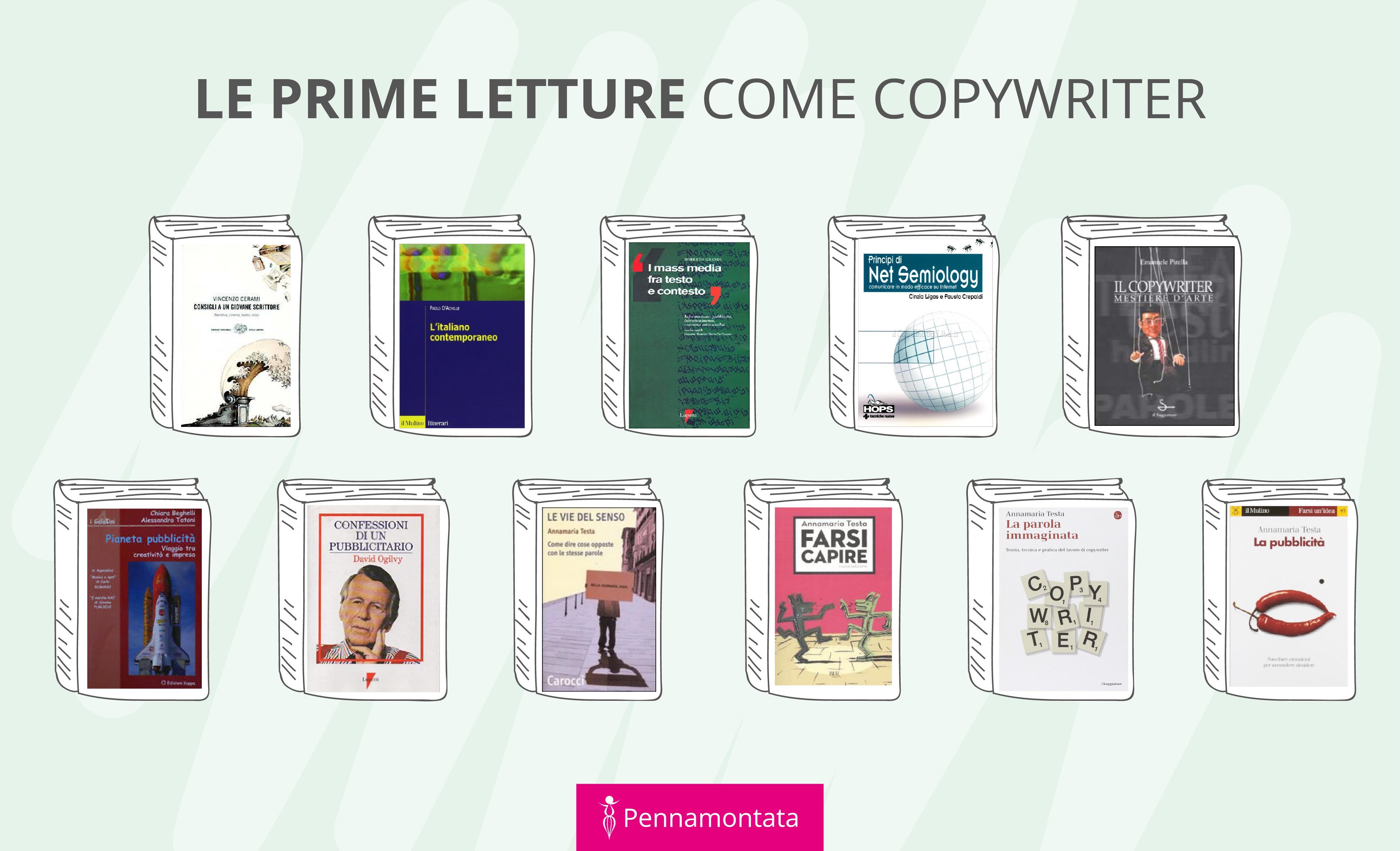 Libri per copywriter