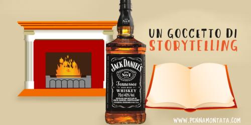 Storytelling Jack Daniel's